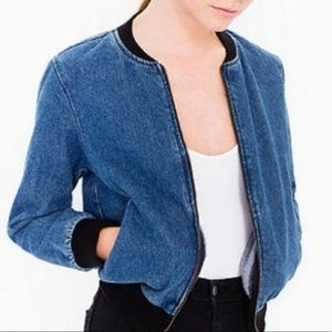 SALE!! American Apparel Angeleno Jacket